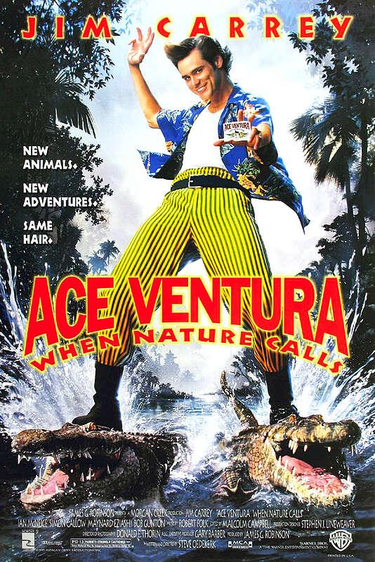 Ace Ventura Luonto Kutsuu