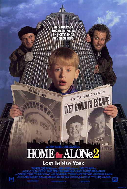 Yksin Kotona 2