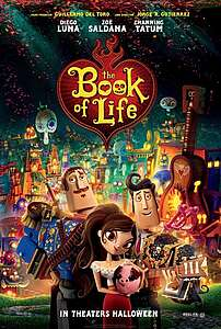 BOOK OF LIFE, THE (@N)